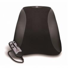 OTO 護脊按摩墊 (BS-002) 為上背部及下背部提供震動按摩,適用於家裡、辦公室或汽車上。