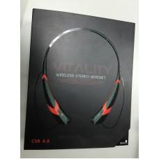 藍芽'高清立體聲耳機,市價198,會員價128,一年保修